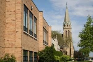 St Mary's buffalo School