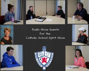 Saint Viator High Schools Radio Show 2015 (1)
