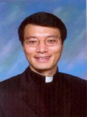 Fr. Francis Li, Pastor of St. Therese Catholic Mission church in Chicago