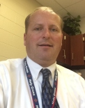 New Principal Mike Puttin, Holy Cross school Batavia