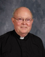 Fr. Herb Essig, St. Francis Parish priest