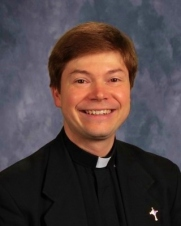 Fr. David Lawrence, St. Dominic Parish Priest