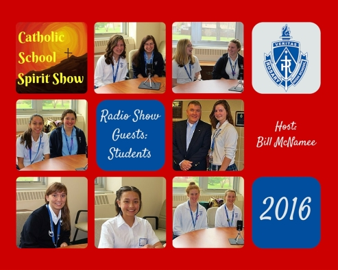 final copy Rosary HS Student collage for CSS radio show 2016