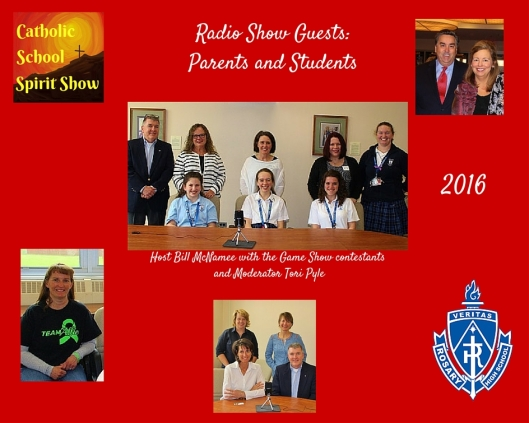 Parents & students, Game show collage for CSS