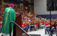 Rockford Diocese gathering of schools