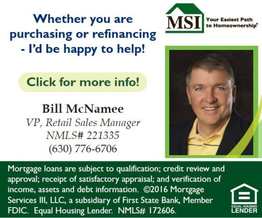 screen shot Capture of Bill McNamee ad MSI